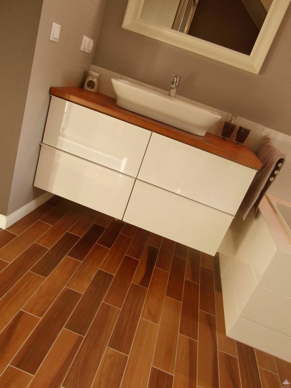 Kocia Kostka łazienka Remont Projekt