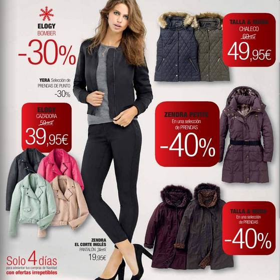 El corte ingles ofertas del black friday 2014 espa a - El corte ingles catalogo digital ...