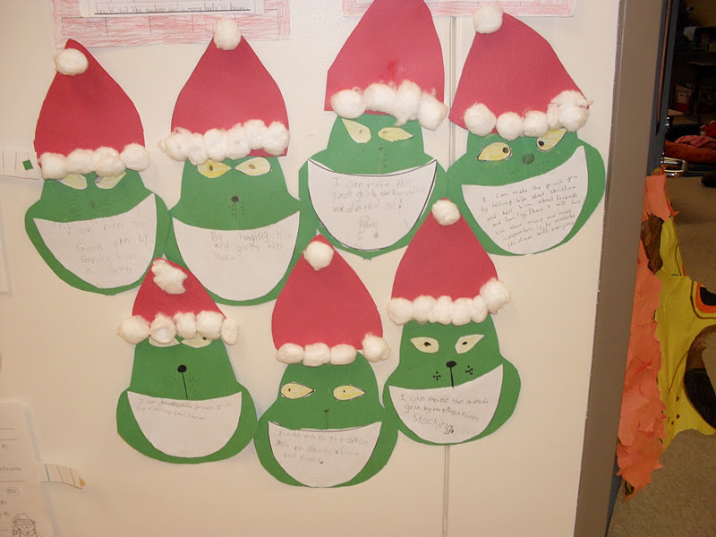 2nd grade christmas craft ideas