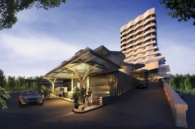 The Hottest Hotel at East Coast Road Singapore | Vilage Hotel Katong