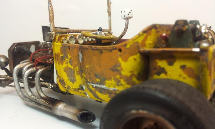 Ford T-Bucket 1925 Rat Rod 20150712_001928