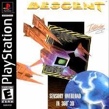 Descent - PS1 - ISOs Download