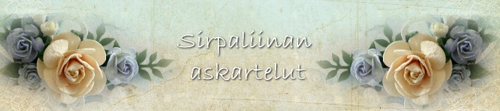 Sirpaliinan askartelut