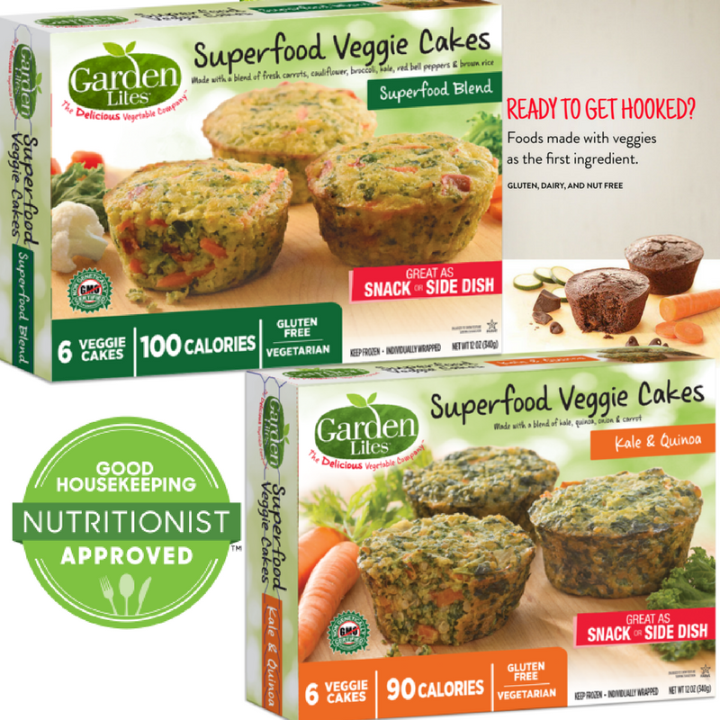 Superfood Veggie Cakes Review