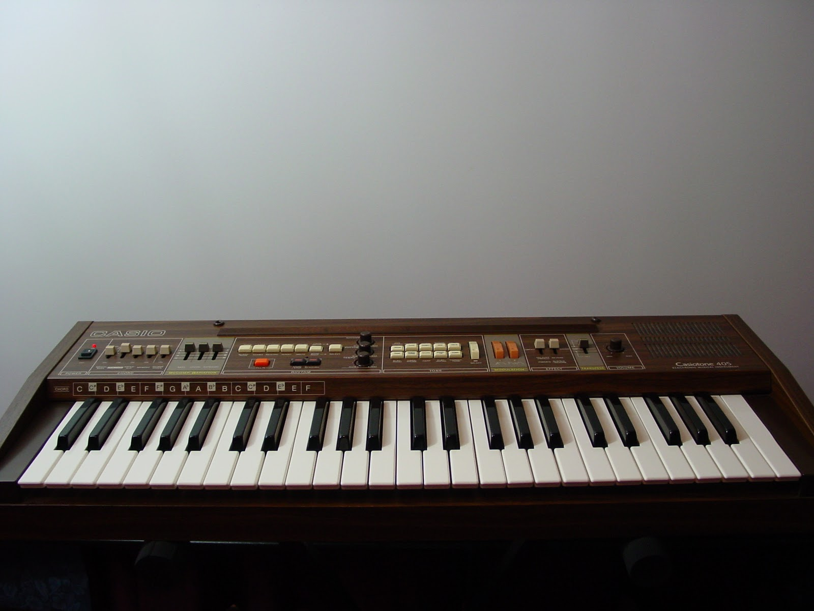 Electronic Musical Instruments : Solidstatecollective casio synthesizer casiotone