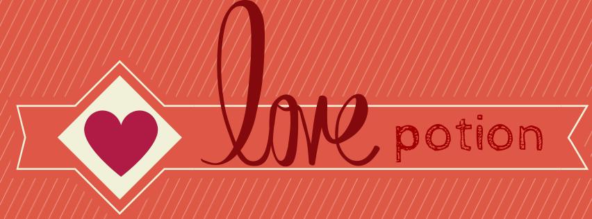 Valentine's Drink Label Love Potion Free Printable