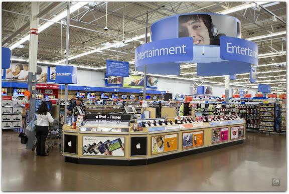 Walmart Store, World's Richest Company 2011
