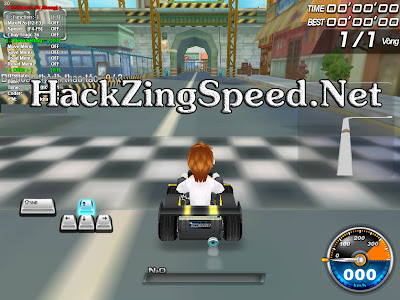 Auto Zing Speed 2014
