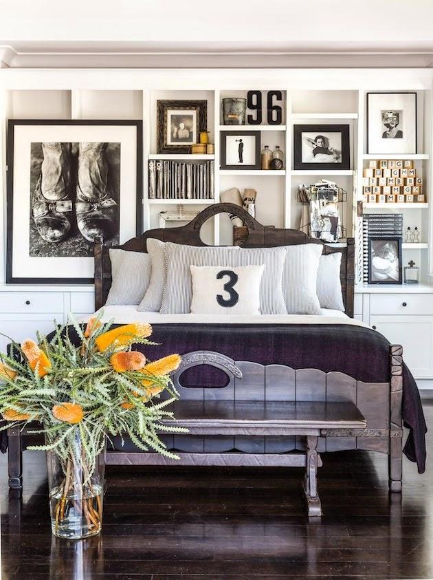 Diane Keaton's Pacific Palisades Home | via C Home Magazine