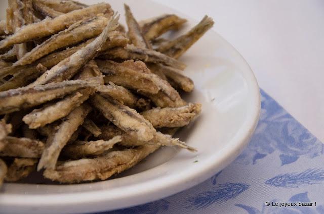 Procida - anchois