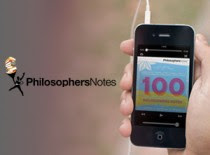 iPhone, mp3, Philosophers notes, book reviews, book summaries