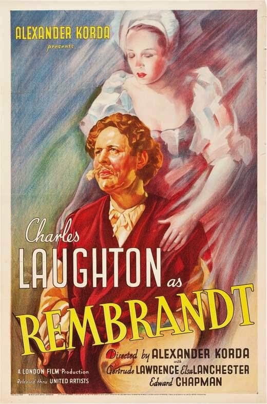 REMBRANDT Film 1936