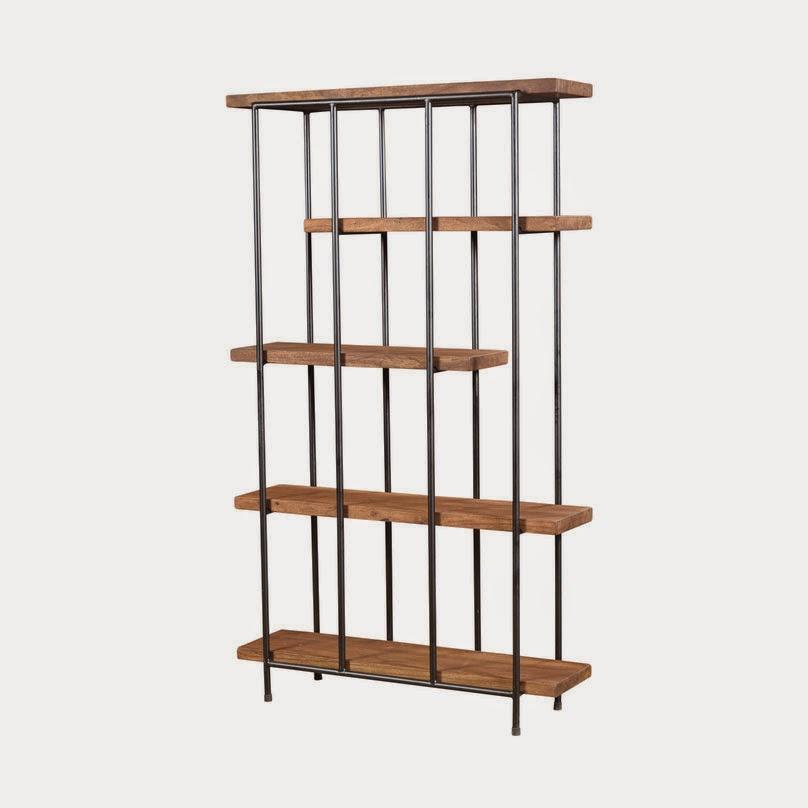 Decorgin Industrial Bookcase And Bookshelf Design My