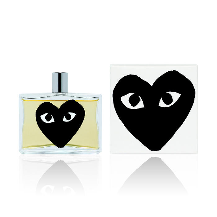 number 3 play comme des gar ons new perfumes. Black Bedroom Furniture Sets. Home Design Ideas