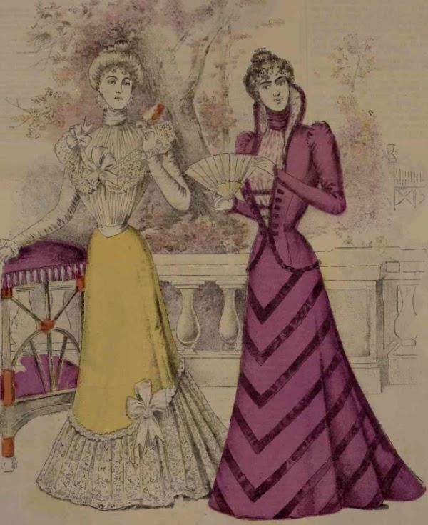 Moda pentru doamne şi domişoare