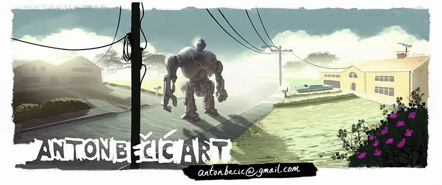 Anton Becic Art