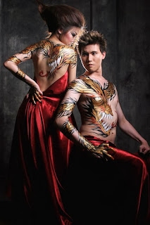 Best Body Painting 2013