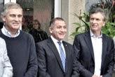 Luis Juez declinó su candidatura para facilitar el armado de la alianza con UCR y el PRO