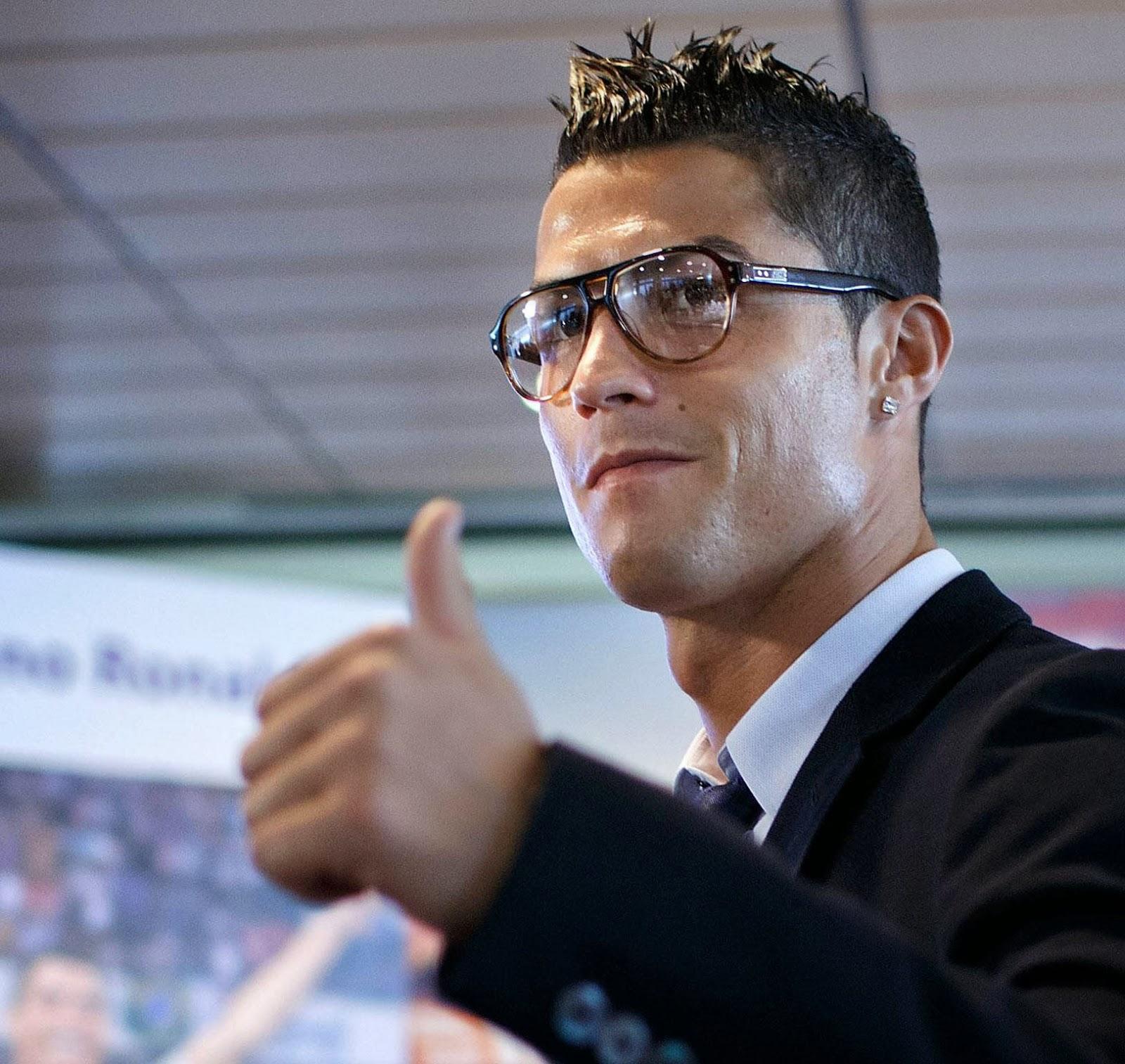 Cristiano Ronaldo: Los 10 futbolistas más guapos y sexys