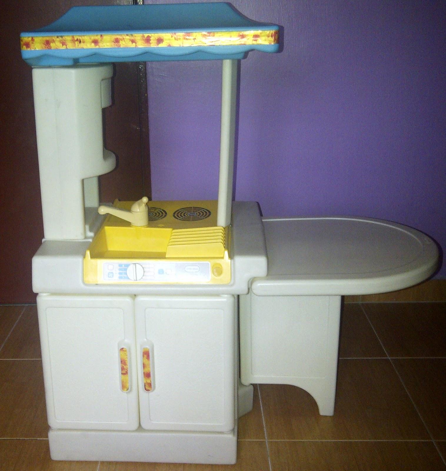 Little Tyke Kitchen Set: SPECIAL TOYS SHOP: LITTLE TIKES KITCHEN