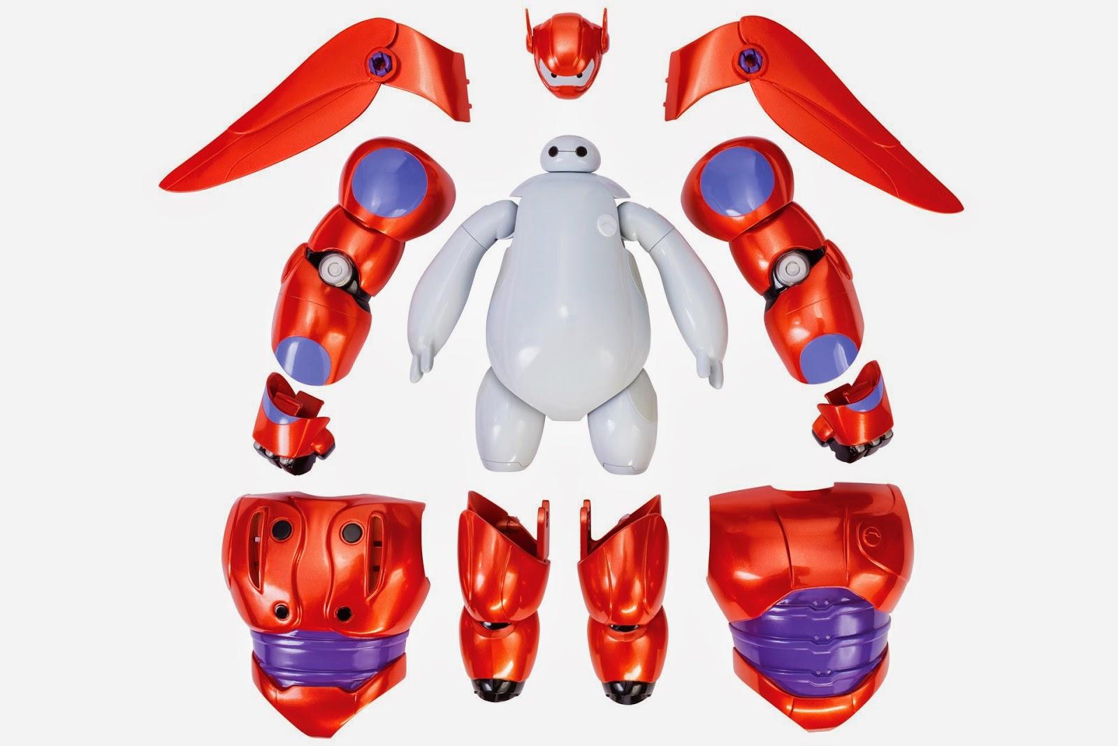 Gambar Baymax Big Hero 6 Marvel Walt Disney Animasi Lucu Keren