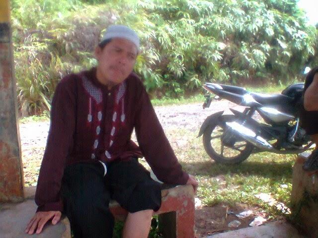 return trip Siais lake  track padang Sidimpuan northern Sumatra