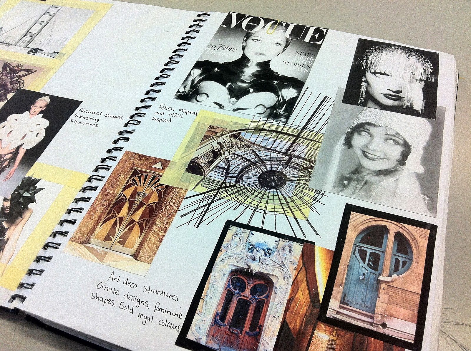 Fashion design sketchbook sketchbooks and art deco on Contemporary fashion designers