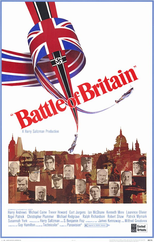 Battle of Britain movie poster
