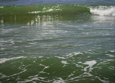 Paisajes Magicos Playa Olas Marinas