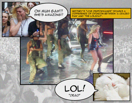 Britney Spears dances like old times on her Femme fatale tour | WTF?
