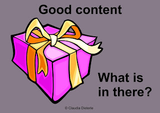 What is good content?