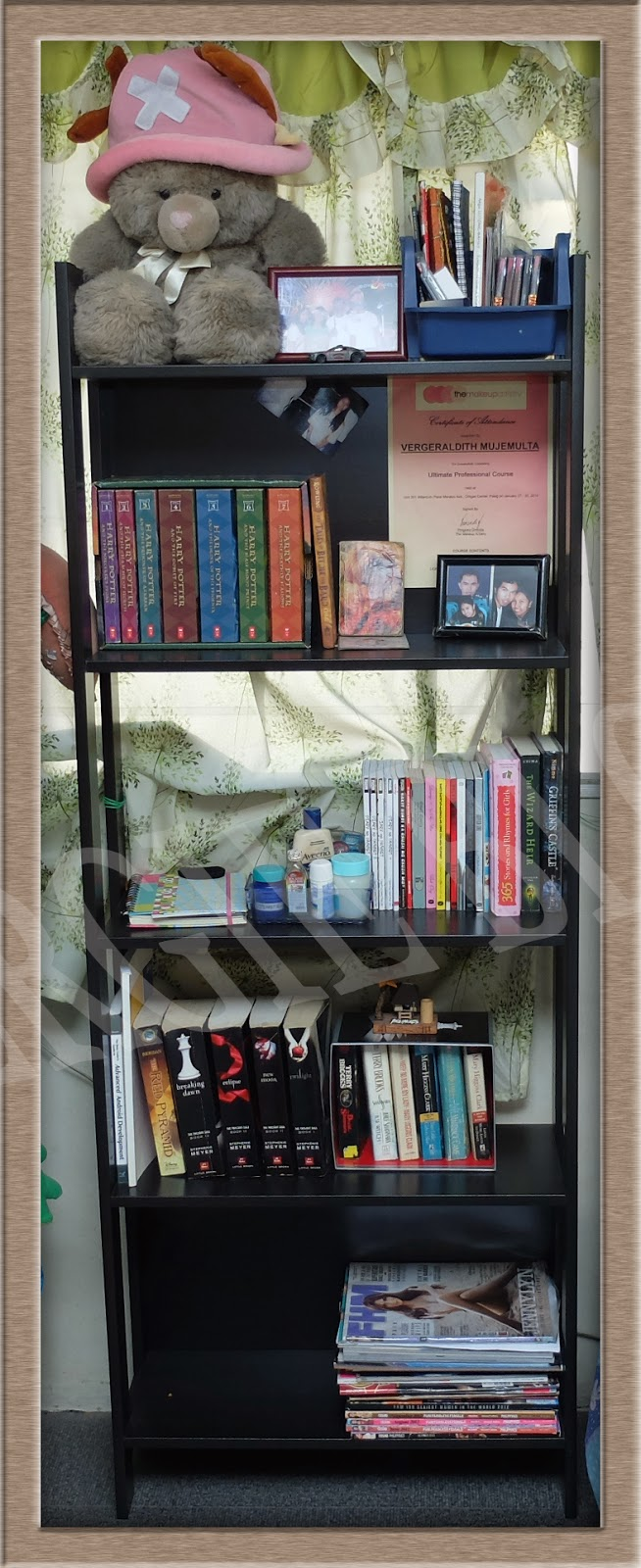 Shipping fee: PHP 500 - Vergie Blogs: IKEA LAIVA Bookcase, A Home For My Books..