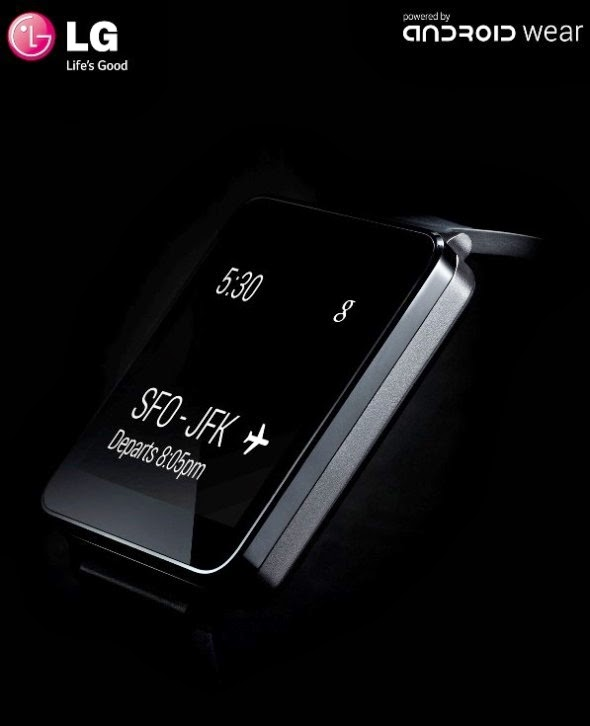 SmartWatch LG G Watch will come to UK, USA and Canada