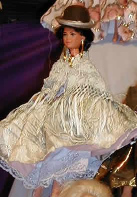 Cholita paceña