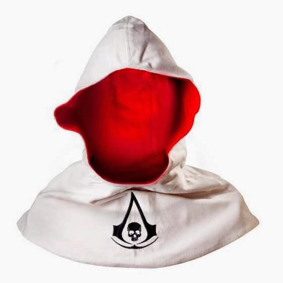 Capucha Edward Assassins Creed IV