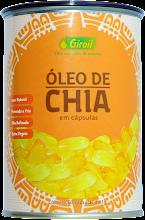 ÓLEO DE CHIA EM CÁPSULAS - REGISTRO