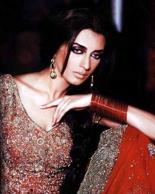Iman Ali Pakistani Model