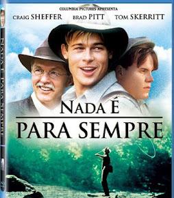 "PROFº MHANOEL MENDES FOI O CONTEMPLADO COM O DVD ""NADA E PARA SEMPRE""."