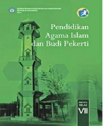 download buku kurikulum2013 smp kelas 7 pendidikan agama islam gratis