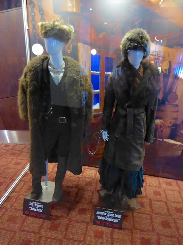 The Hateful Eight film costumes