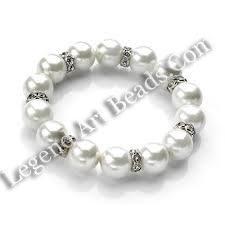 white-pearl-bracelet
