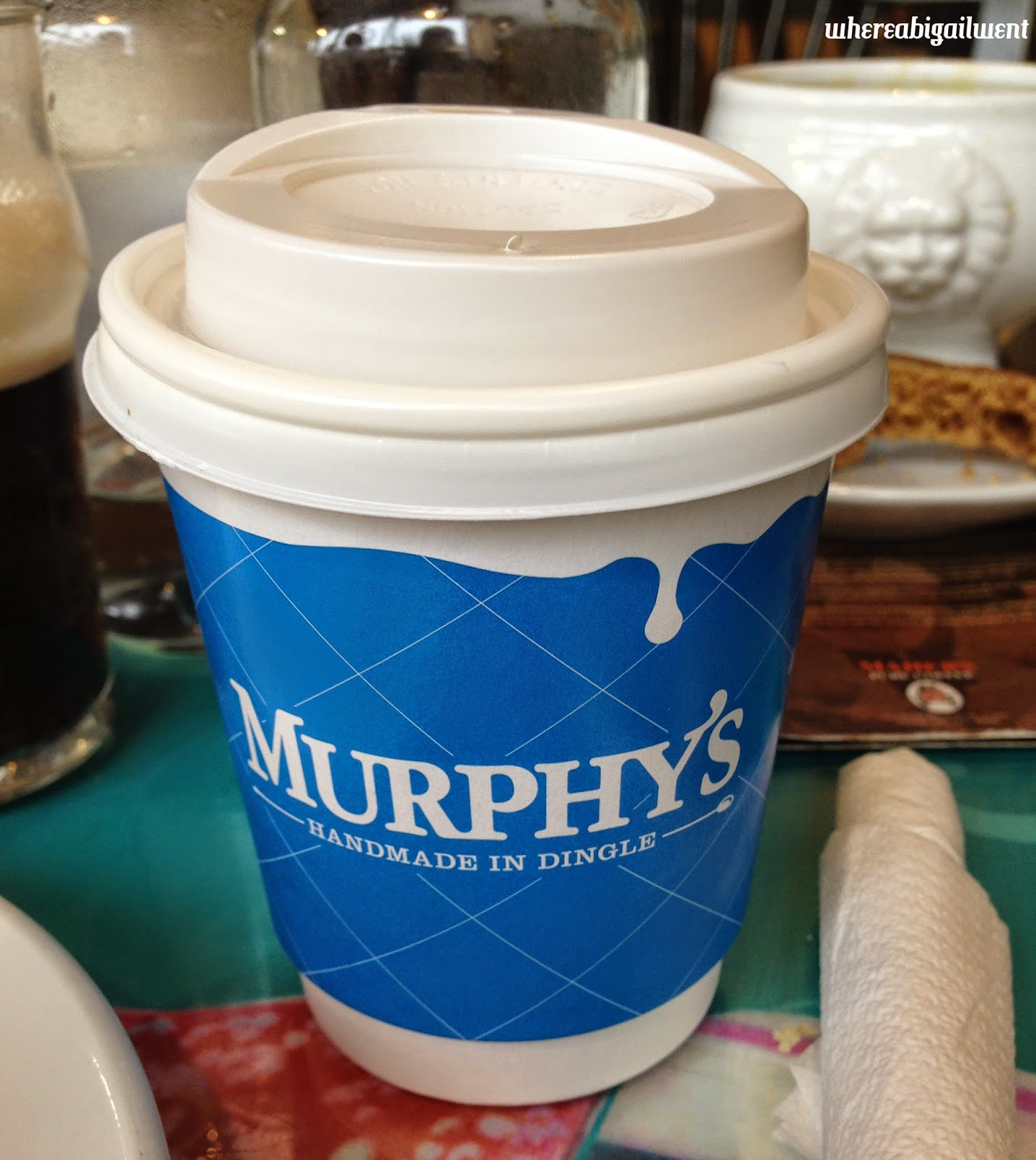 Murphy's Ice Cream Handmade in Dingle