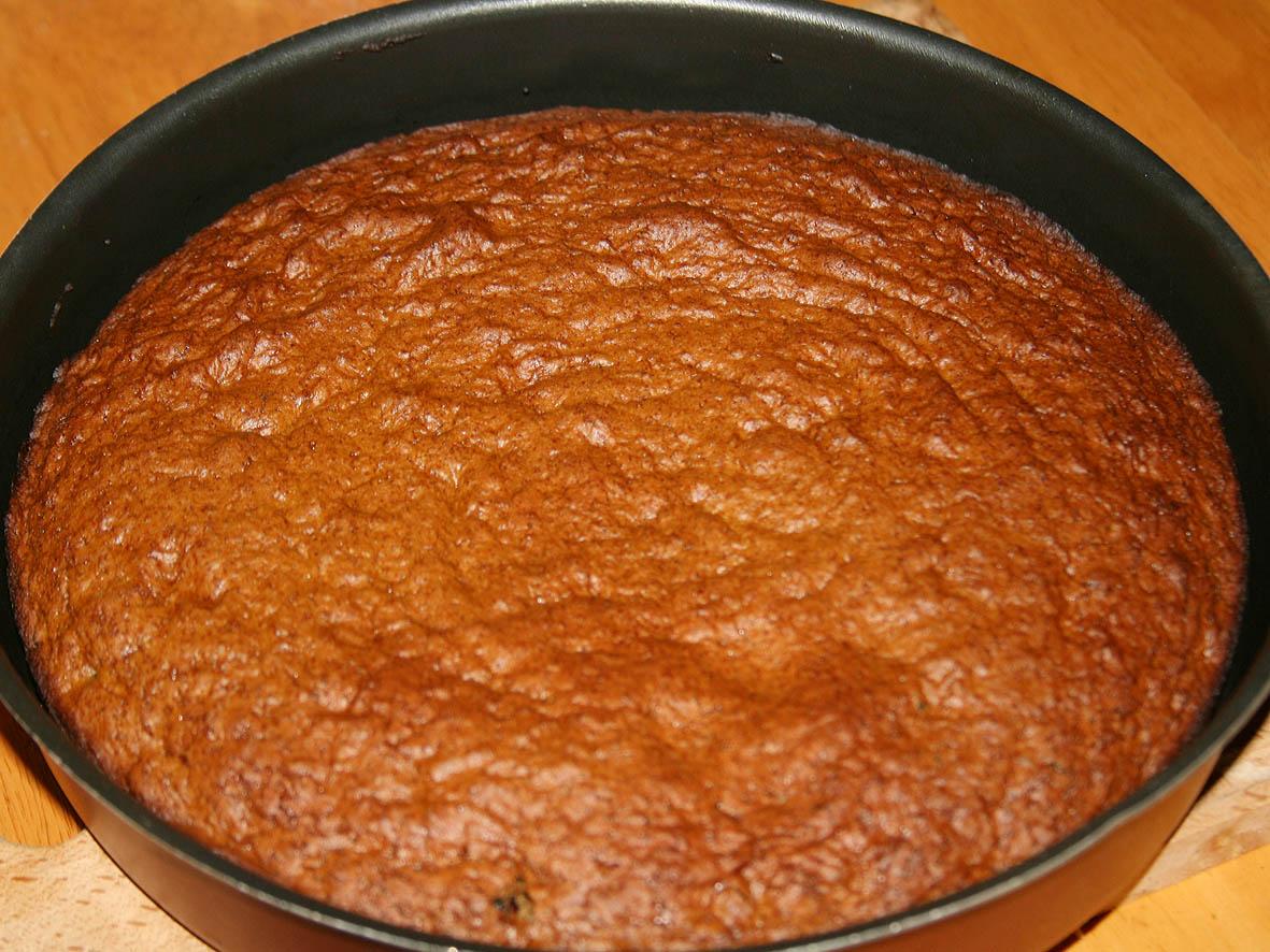 Коврижка с вареньем рецепт на кефире пошагово