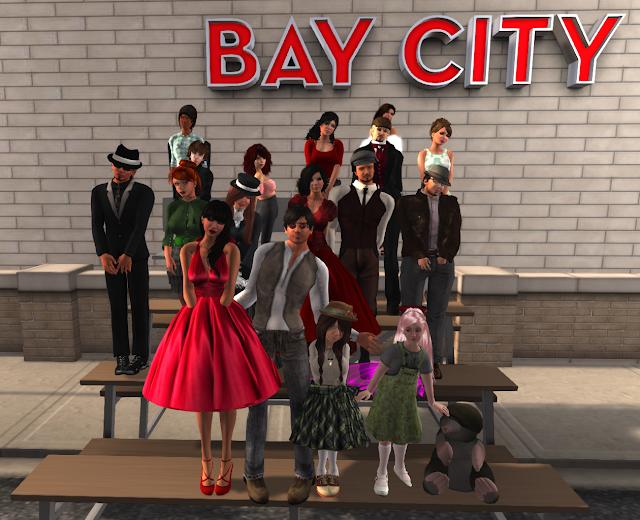 Some Bay City Citizens