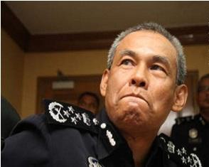 Bekas Ketua Polis Negara, Tan Sri Musa Hassan