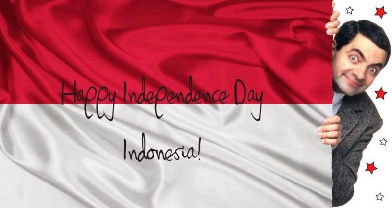 Gambar Hari Kemerdekaan Indonesia Independence Day Lucu 17 Agustus BB PP DP BM