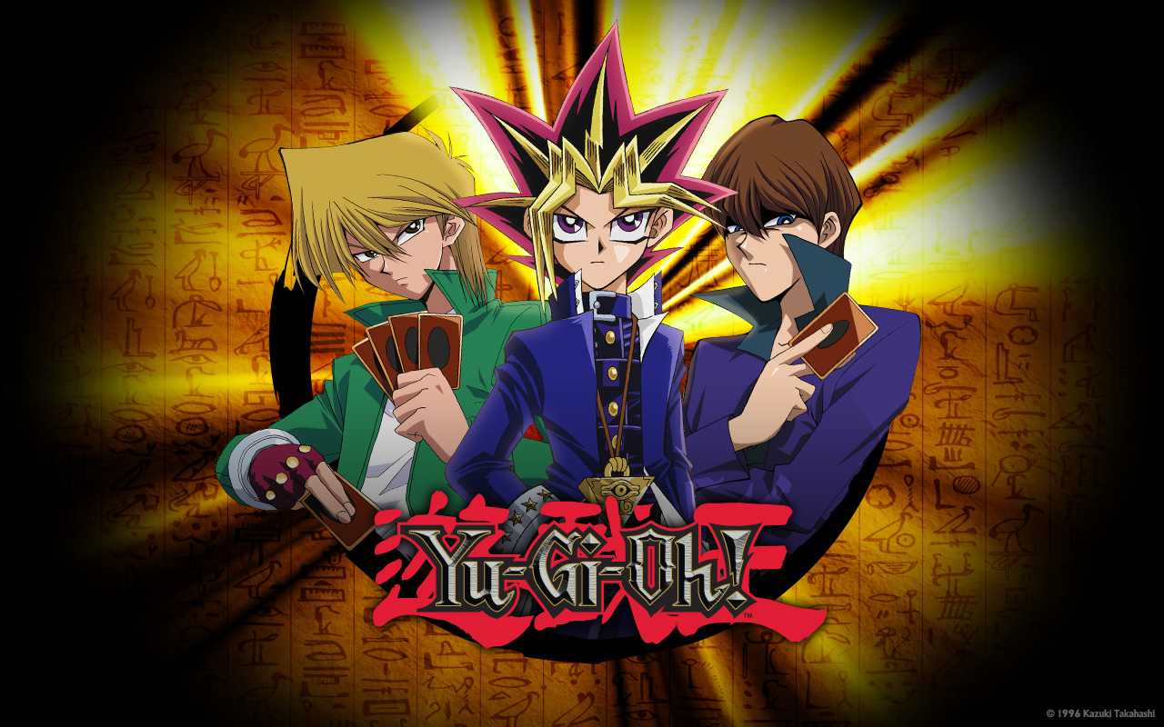 Yu-Gi-Oh HD & Widescreen Wallpaper 0.898482133137225