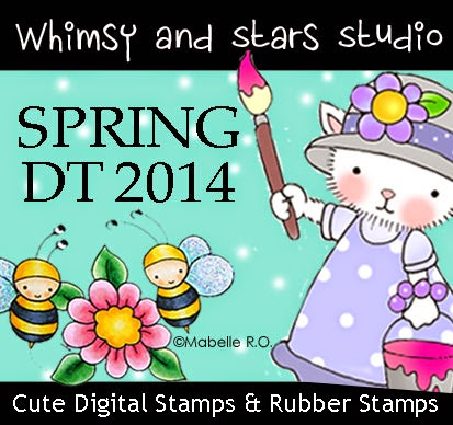 Whimsy and Stars DT