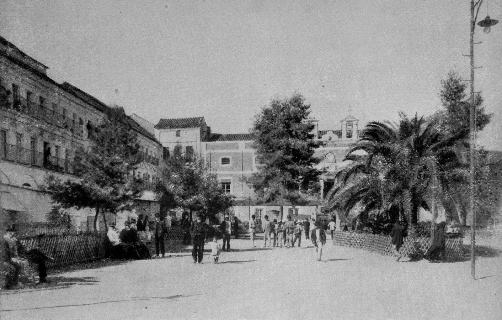 Baena. Plaza de la Constitución