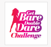 Sally Hansen's Get Bare Double Dare Challenge